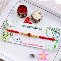 Bhaiyaji single Rakhi: Send Rakhi to Australia