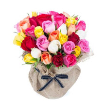 Country Roses: Valentines Day Flowers to Australia