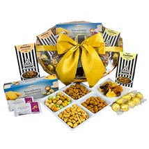 NUT HAMPER: Christmas Gifts to Australia