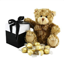 TEDD N CHOC: Send Gifts to Canberra