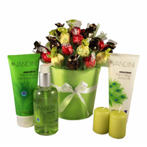 Green Melody: Send Gifts to Austria