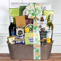 49 North Red and Prospect White Easter Assortment: Gift Basket Delivery in Canada