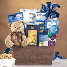 Bear Hugs Congratulations: Gift Basket Delivery in Canada