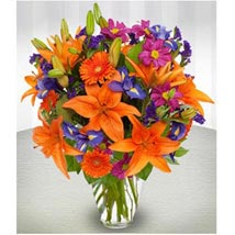 Carnival of Color: Flower Arrangements