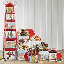 Chocolate Mountain and More: Gift Hampers to Canada