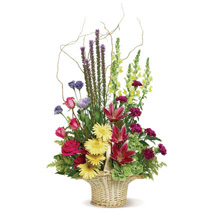 Country Fresh: Flower Arrangements
