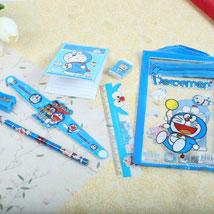 Doraemon Stationary Set Rakhi: Rakhi for Kids Canada
