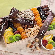 Dried Fruit and Nut Collection: Gift Basket Delivery in Canada