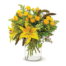Good as Gold: Mothers Day Flowers to Canada