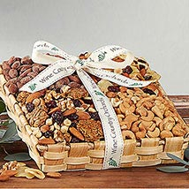 Orchards Mixed Nut Gift Tray: Gift Hampers to Canada