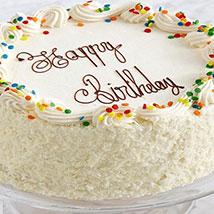 Routine Vanilla Cake: Birthday Gifts to Canada