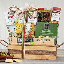 Taste of Italy: Gift Hampers to Canada