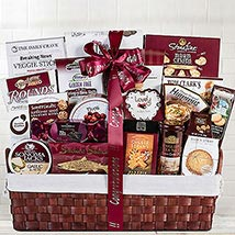 The Classic Congratulations: Gift Basket Delivery in Canada