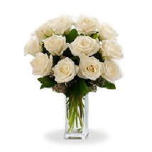 White Roses: Gifts to Canada for Sister