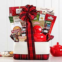 Winter Tea Assortment: Gift Hampers to Canada