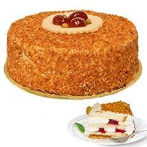 Dessert Hazelnut Brittle Cake: Send Gifts to Frankfurt