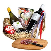 Gourmet Hamper Vive La France: Father's Day