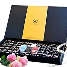 Lauensteiner Anniversary Selection: Sending Chocolate in Germany