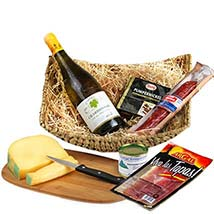 Our Hearty Culinary Hamper: Gift Hampers to Germany