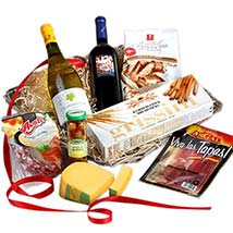 Our Large Hamper Delicous: Valentines day