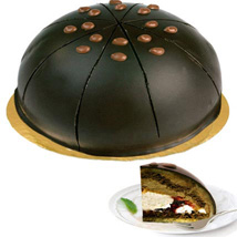 Paris Dessert Truffle Cake: Send Gifts to Frankfurt