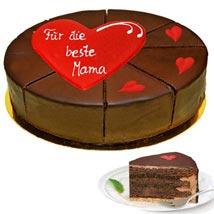 Sacher Cake: Gifts to Frankfurt
