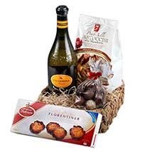 Sweet Prickeling Hamper: Sending Chocolate in Germany