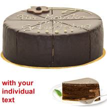 Wonder Sacher Cake: Send Gifts to Frankfurt