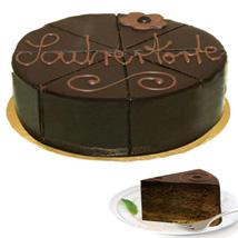 Wonderful Dessert Sacher Cake: Gifts to Frankfurt