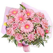 In the pink bouquet gaum: Gifts to Guam