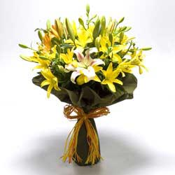 Bunch of Lilies INDO: Send Gifts to Indonesia