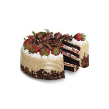 Choco n Strawberry Gateaux: Send Gifts to Indonesia