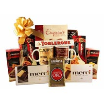 Coffee for you: Send Gifts to Italy