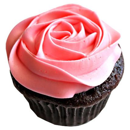 Delicious Rose Cupcakes 6