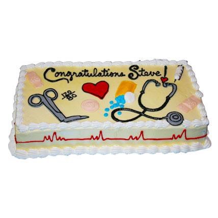Doctors magical tools Cake 2kg