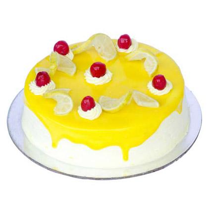 Lemon Vanilla Cake 2kg