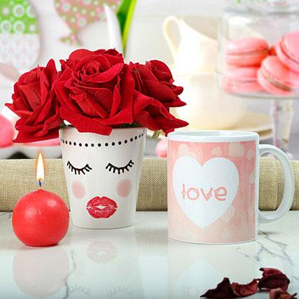 Passion Speaks On Valentine