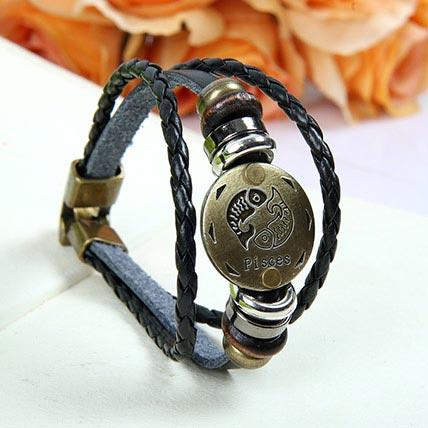 Pisces Unisex Bracelet