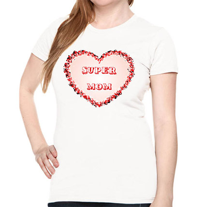 T shirt For Mamma Girls Large