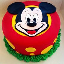 Fabulous Mickey Mouse Cake: Designer Cakes
