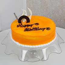 Mango Cake: Birthday gifts