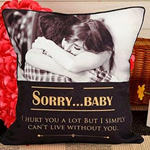 Personalized M Sorry: I Am Sorry Gifts