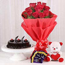 Special Flower Hamper: I Am Sorry Gifts