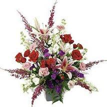 Lasting Impression: Flowers to Nepal