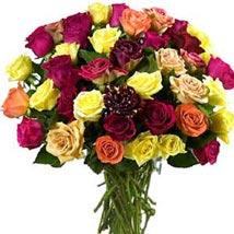 Mixed Rose Bouquet: