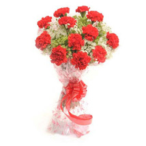 Romantic In Red: Flowers to Nepal