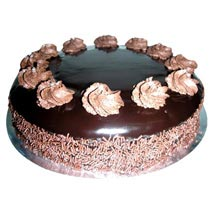 The Tempting Chocolate Rum Cake: Cake Delivery in Nepal