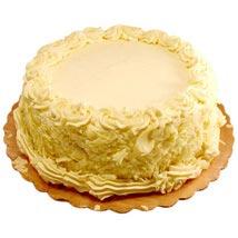The Vanilla Cake Fantasy: