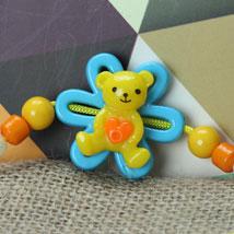 Cute Little Teddy Rakhi PHI: Send Rakhi to Valenzuela