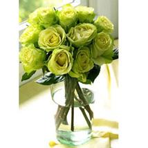 Green Mist: Flower Bouquets